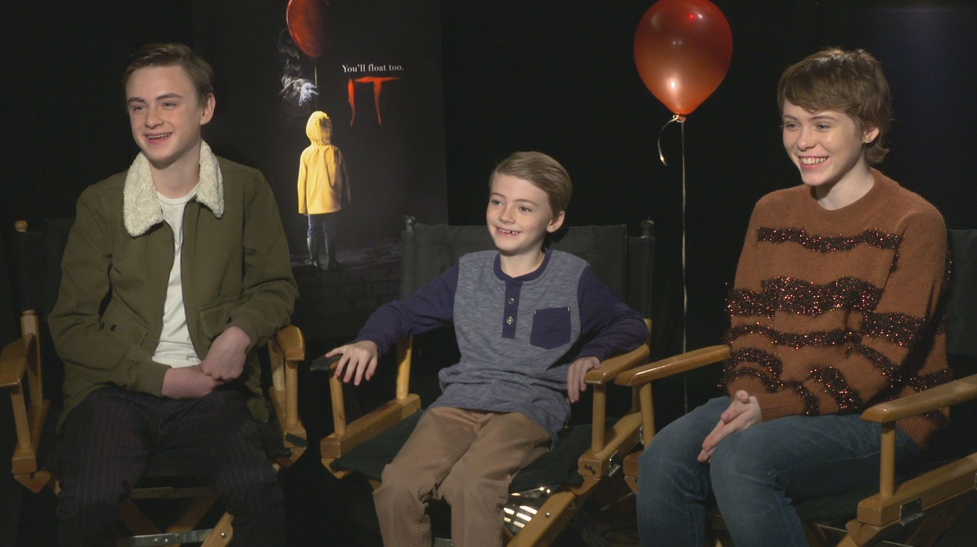 It Movie Cast Talks Memorable Moments And The Sequel Collider