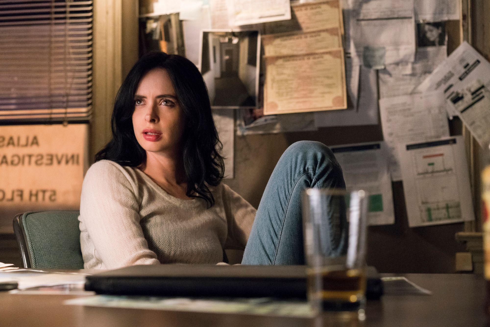 jessica jones season 2 image 4 - 'Jessica Jones' Season 2 Trailer Finds Jessica Investigating Her Origin Story