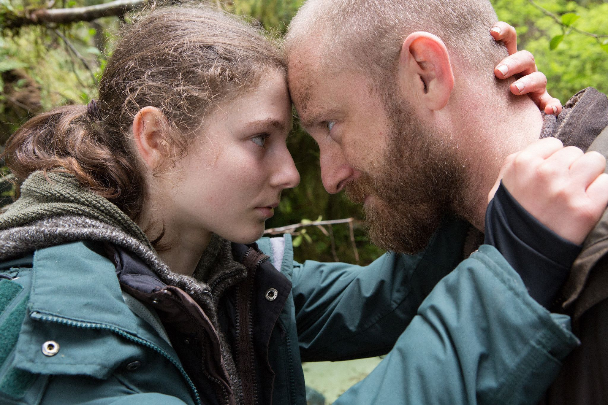 Leave No Trace Review Ben Foster Leads Unique Father -6019