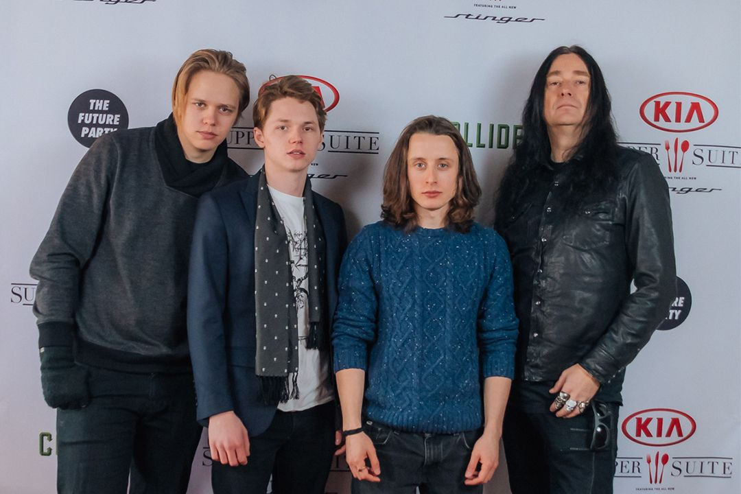 'Lords of Chaos' Cast on Insane Filming Moments from the Bloody Black Metal Biopic