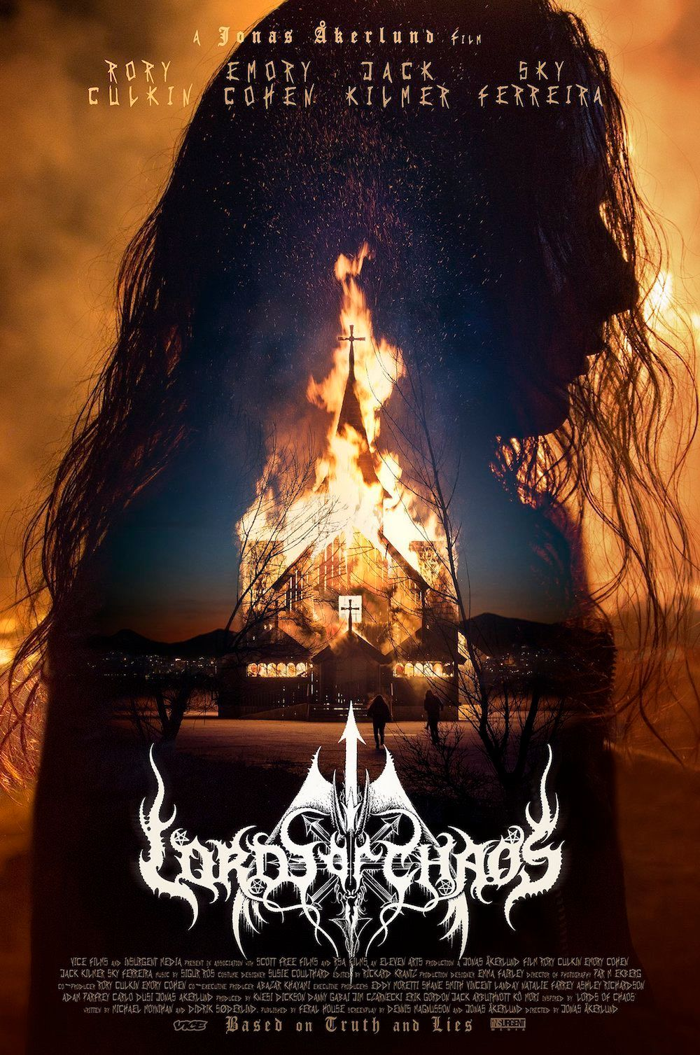 Lords Of Chaos Film
