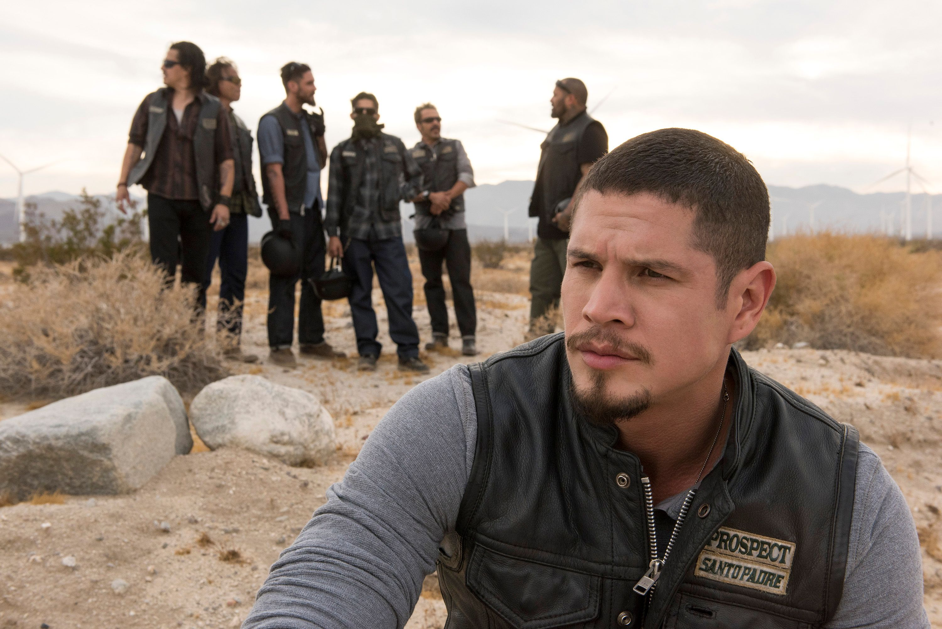 Mayans MC Ordered to Series at FX
