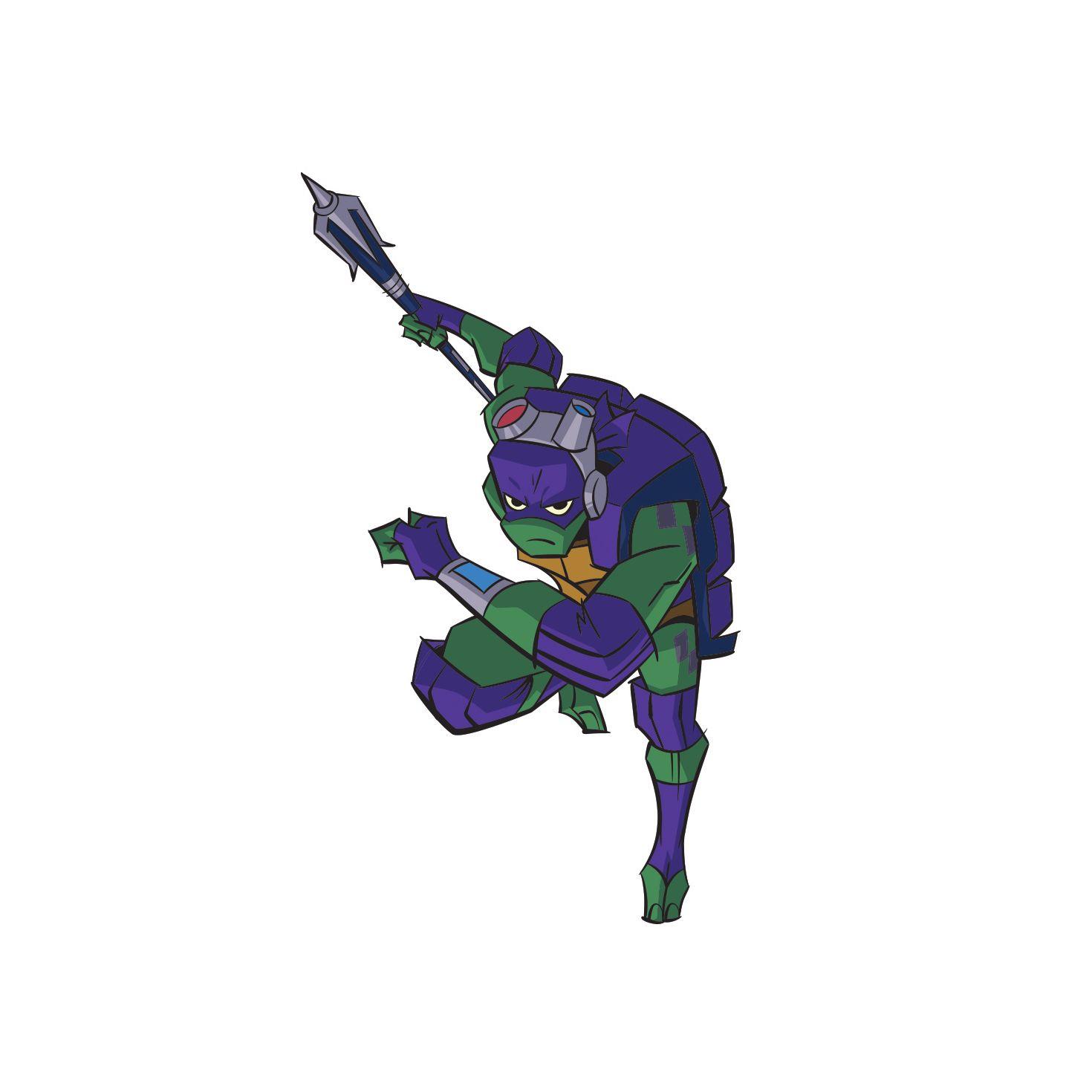 rise of the teenage mutant ninja turtles artwork revealed