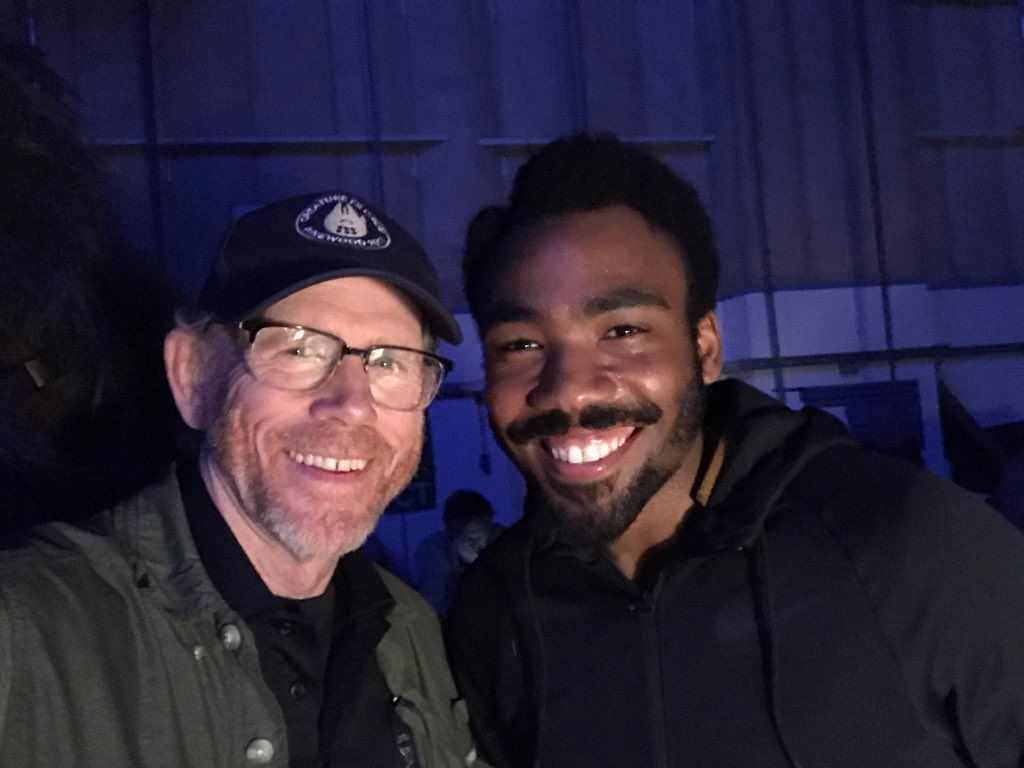 Image result for Ron Howard star wars