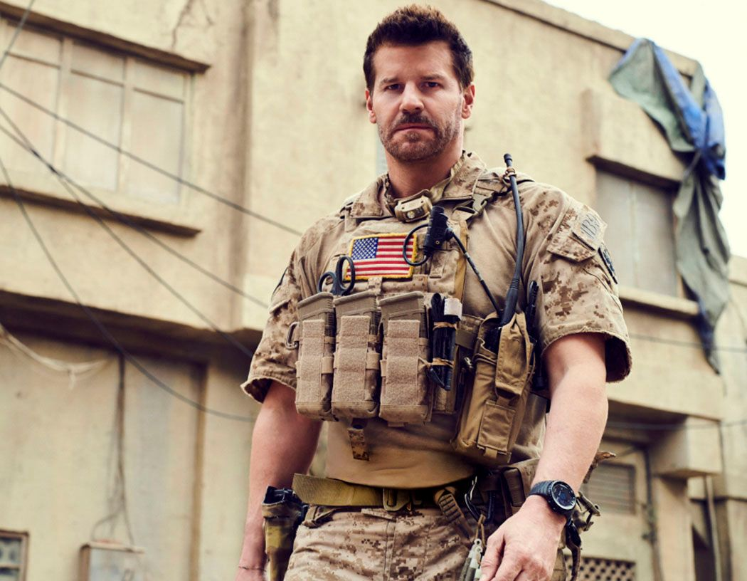 David Boreanaz on CBS' SEAL Team, Bravo Team, and Directing | Collider
