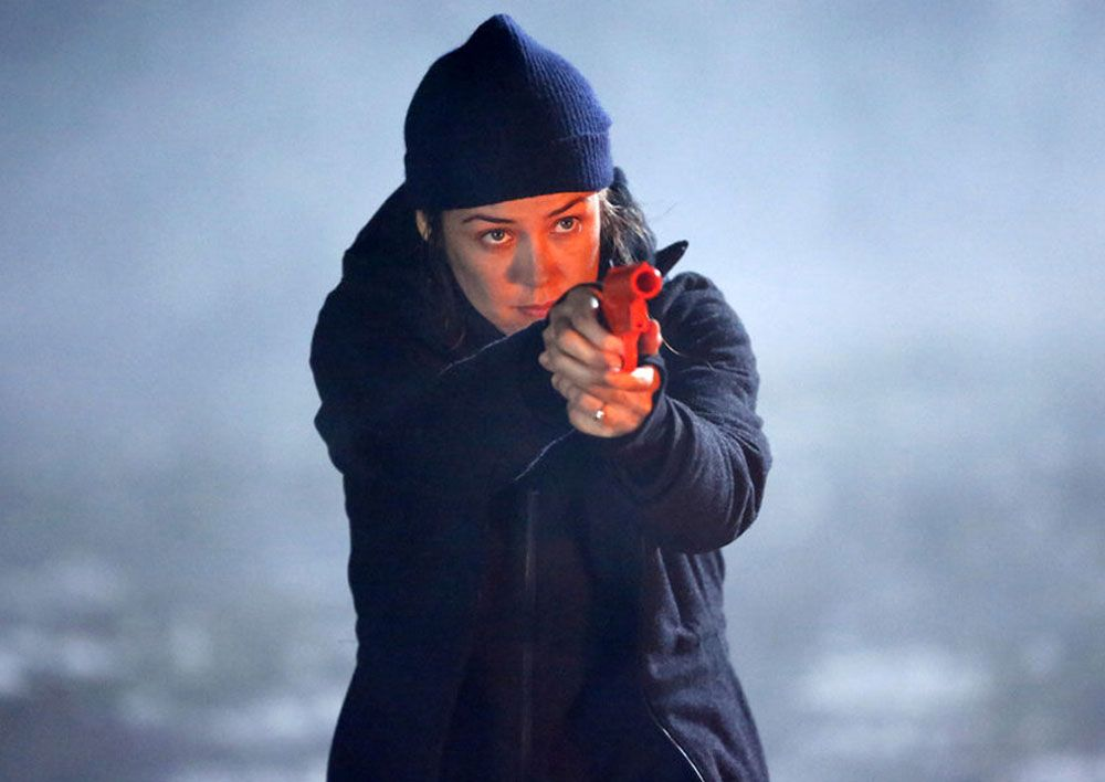 The Blacklist Megan Boone On Lizs New Life Amp The Endgame