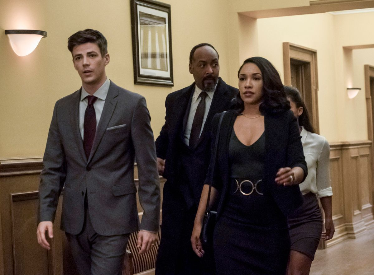 the flash season 4 episode 10 recap the trial of the flash collider