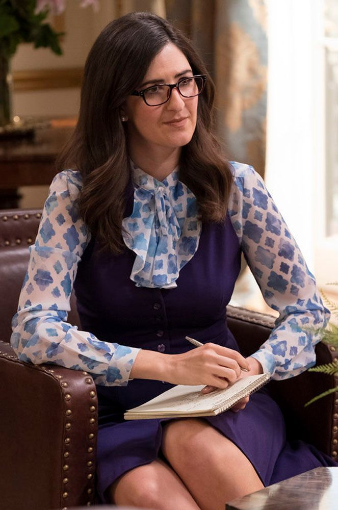 D'Arcy Carden on NBC's The Good Place Season 2 and Janet