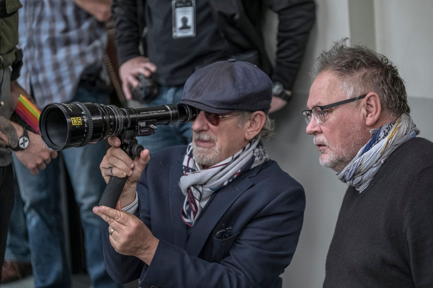 watch how steven spielberg tells a story sound collider the post steven spielberg janusz kaminski