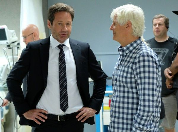 the-x-files-chris-carter-david-duchovny