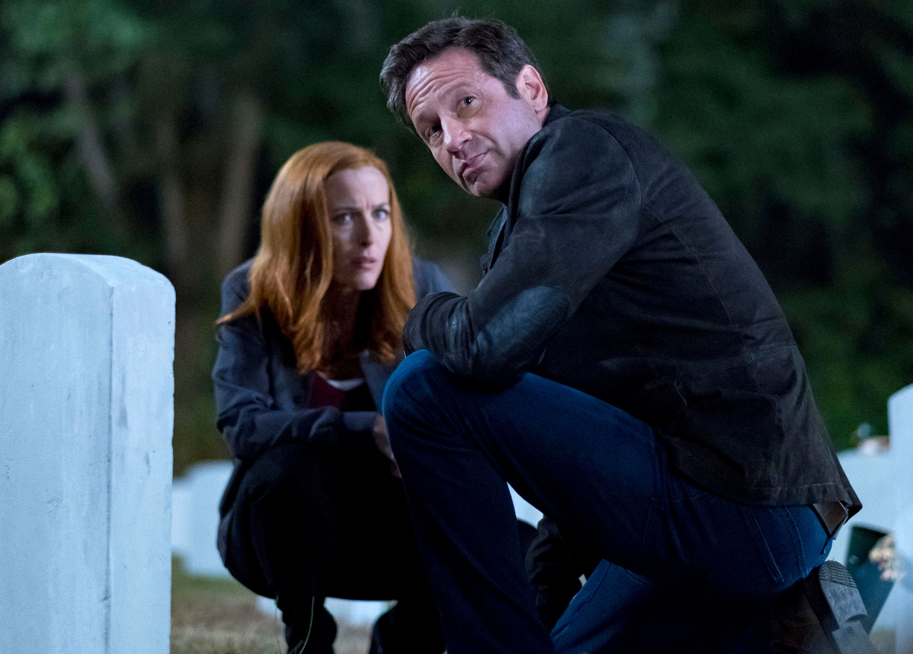 Fox boss: 'No plans' for more The X-Files