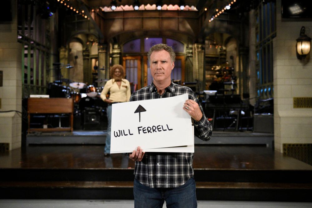 Will Farrell Takes A Nostalgic Tour Of The Snl Stage In New Promo