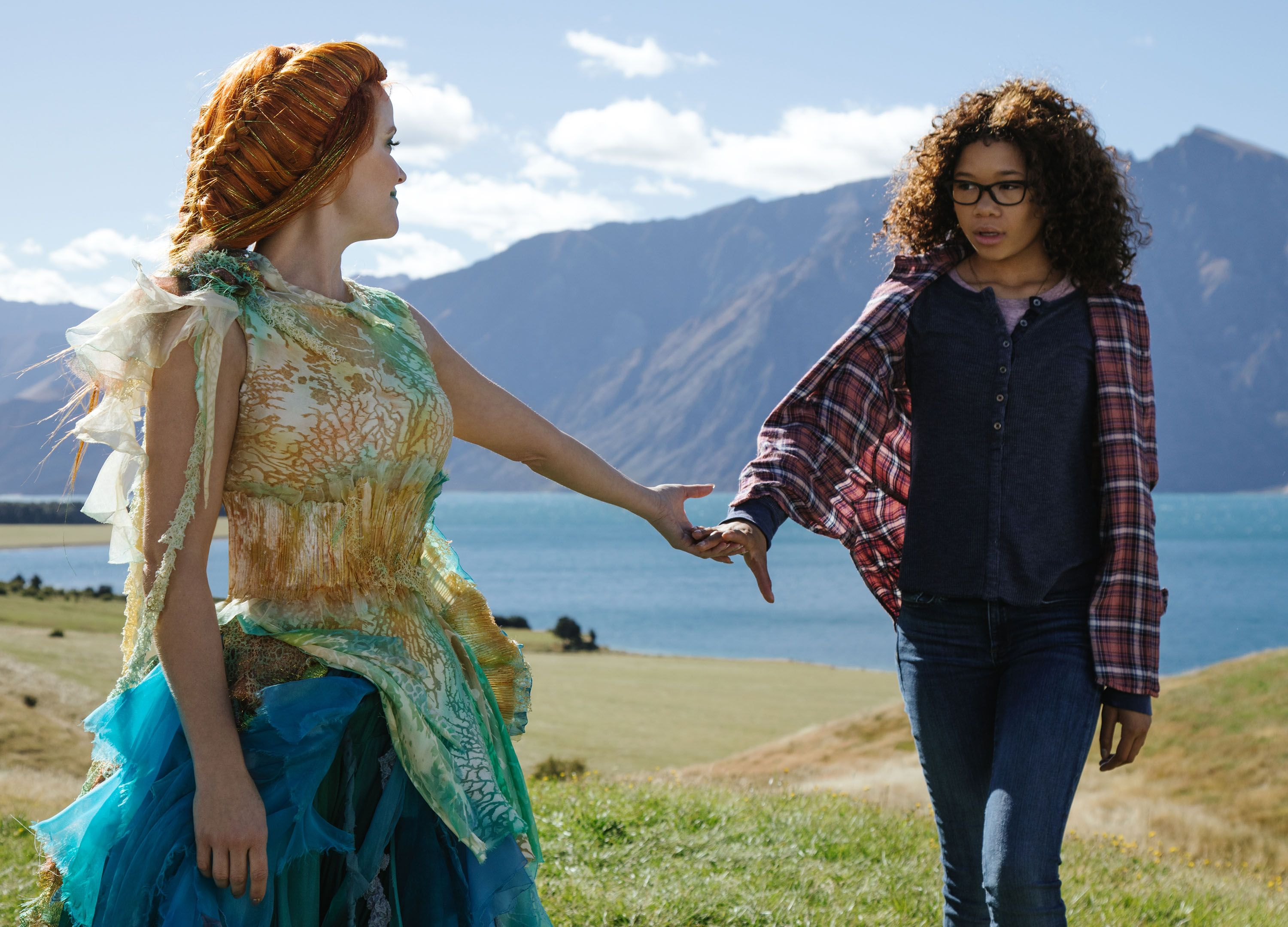 A Wrinkle In Time Reese Witherspoon On The Film S Importance Collider