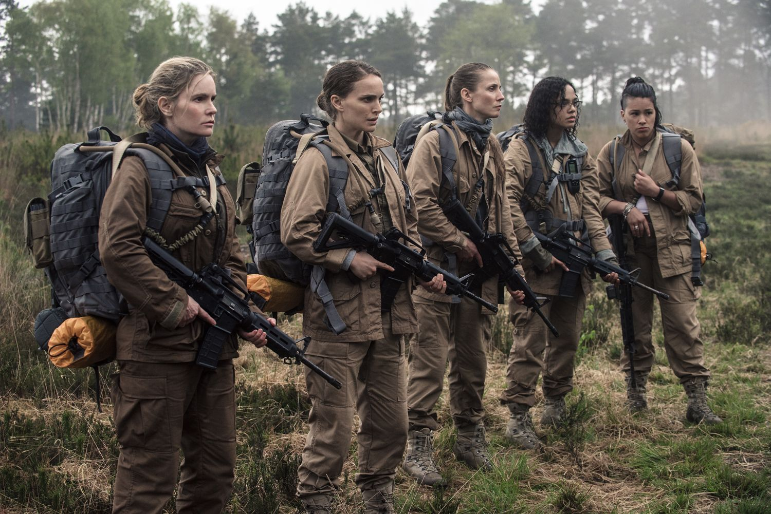 annihilation movie cast - The Collider Podcast: Episode 129-- 'Annihilation'