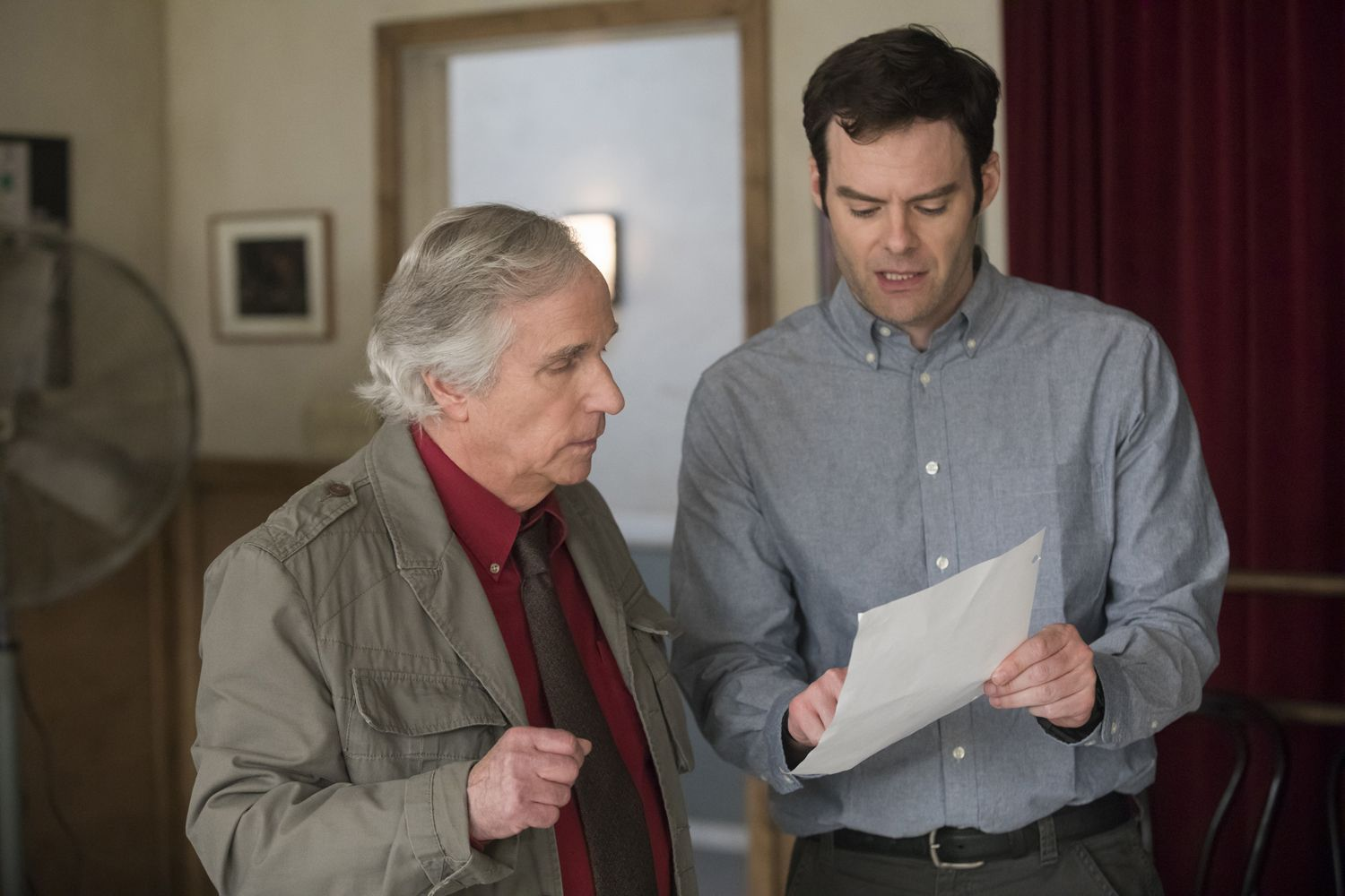 barry bill hader henry winkler - 'Barry' Featurette Goes Behind the Scenes of Bill Hader's Ambitious HBO Series