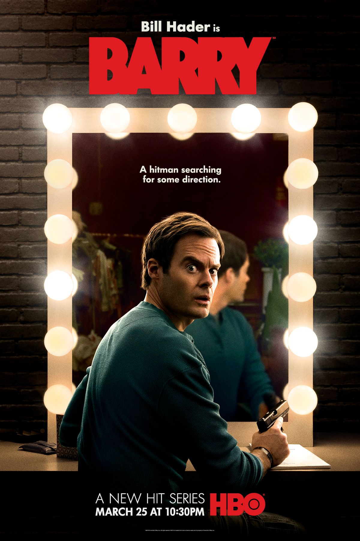 Actor Porno Gay Chris Hader bill hader on barry episode 6, jackie brown, and more   collider