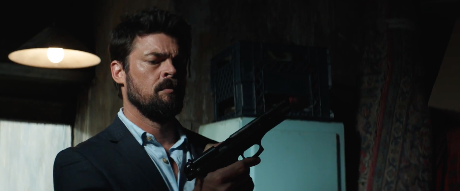 bent karl urban - Karl Urban Is an Ex-Cop on a Revenge Mission in Exclusive New 'Bent' Trailer