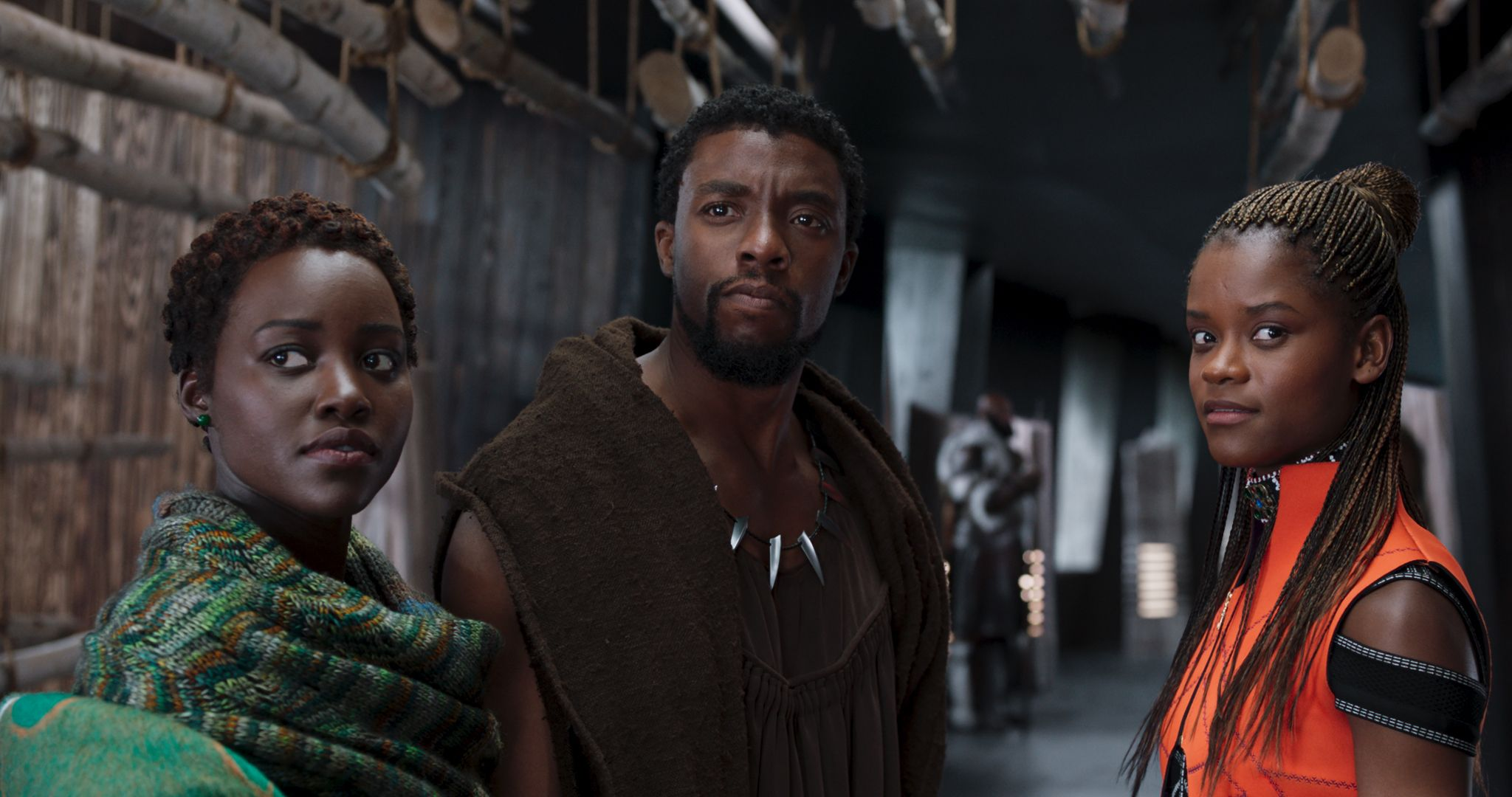 Medley of African culture in Black Panther