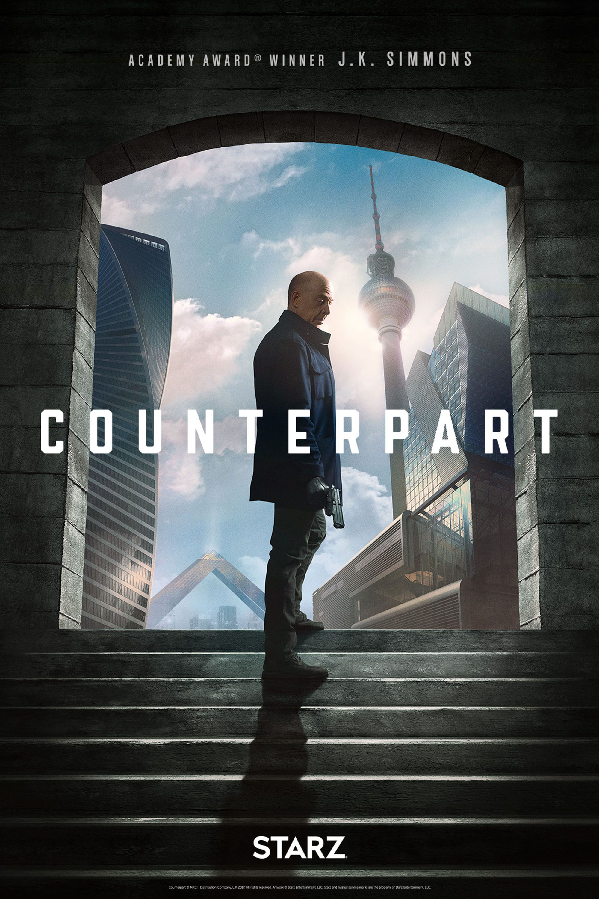 Counterpart Season 2: Cast Grows as Filming Begins | Collider