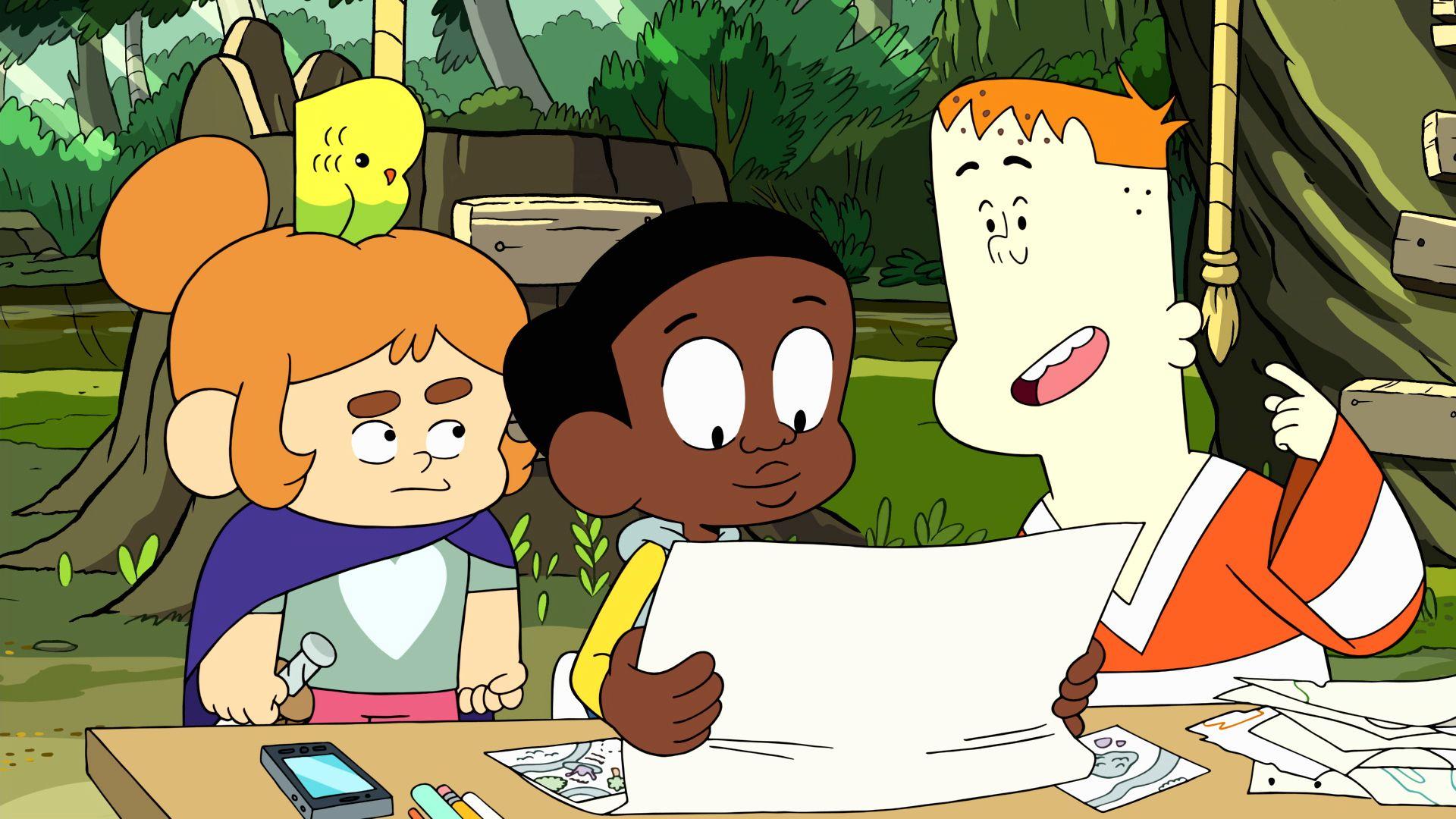 Craig of the Creek Creators on Cartoon Network's New Series