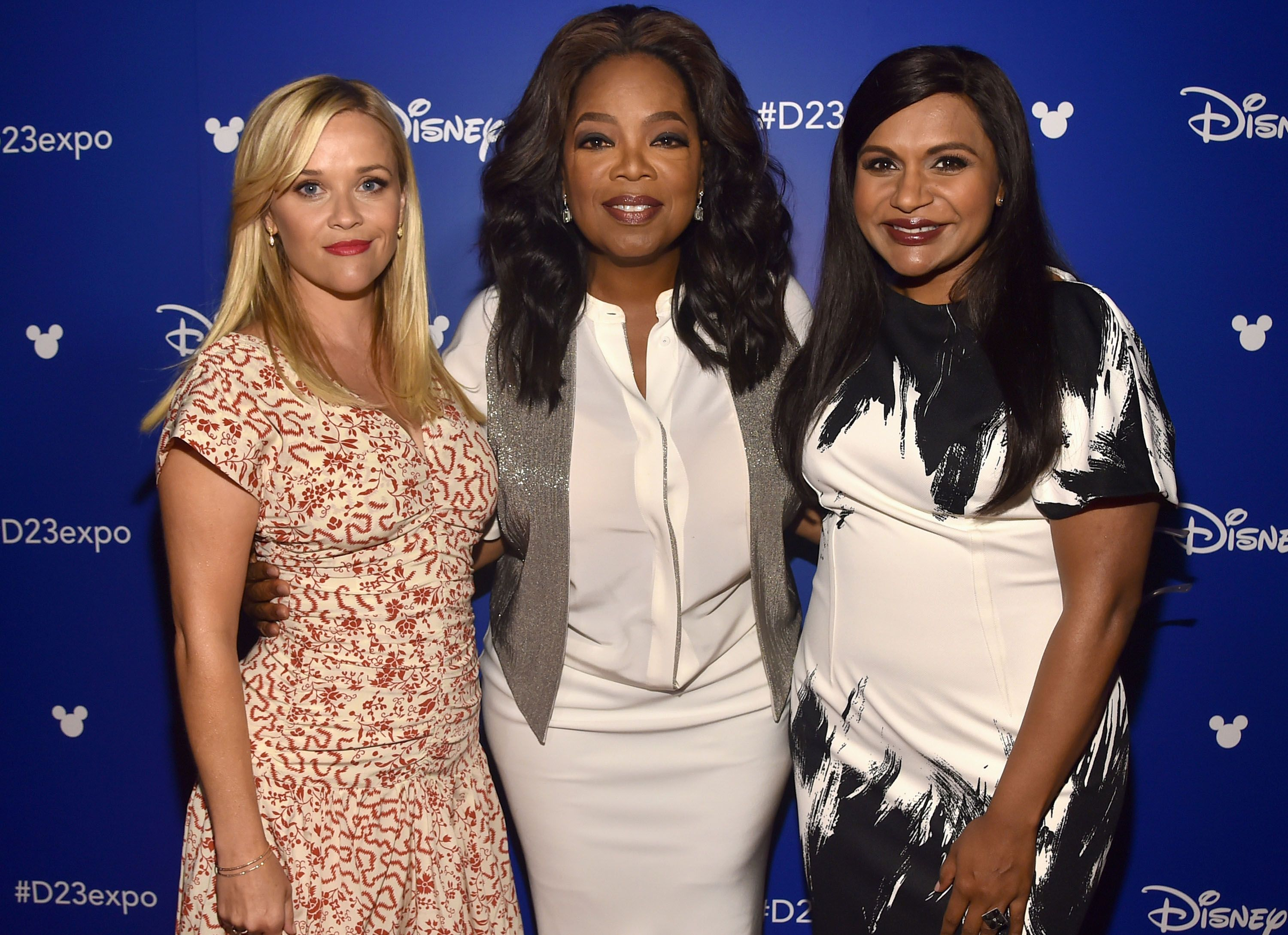 Oprah Reese Witherspoon Mindy Kaling Weigh In On The Rise Of Streaming Services Collider