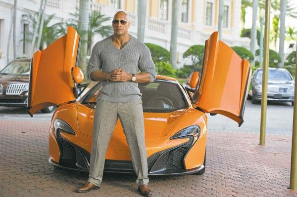 Dwayne Johnson Earns 20 Million Payday For Red Notice