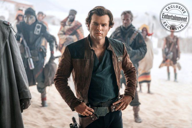 Solo: A Star Wars Story Finally Gets a Trailer