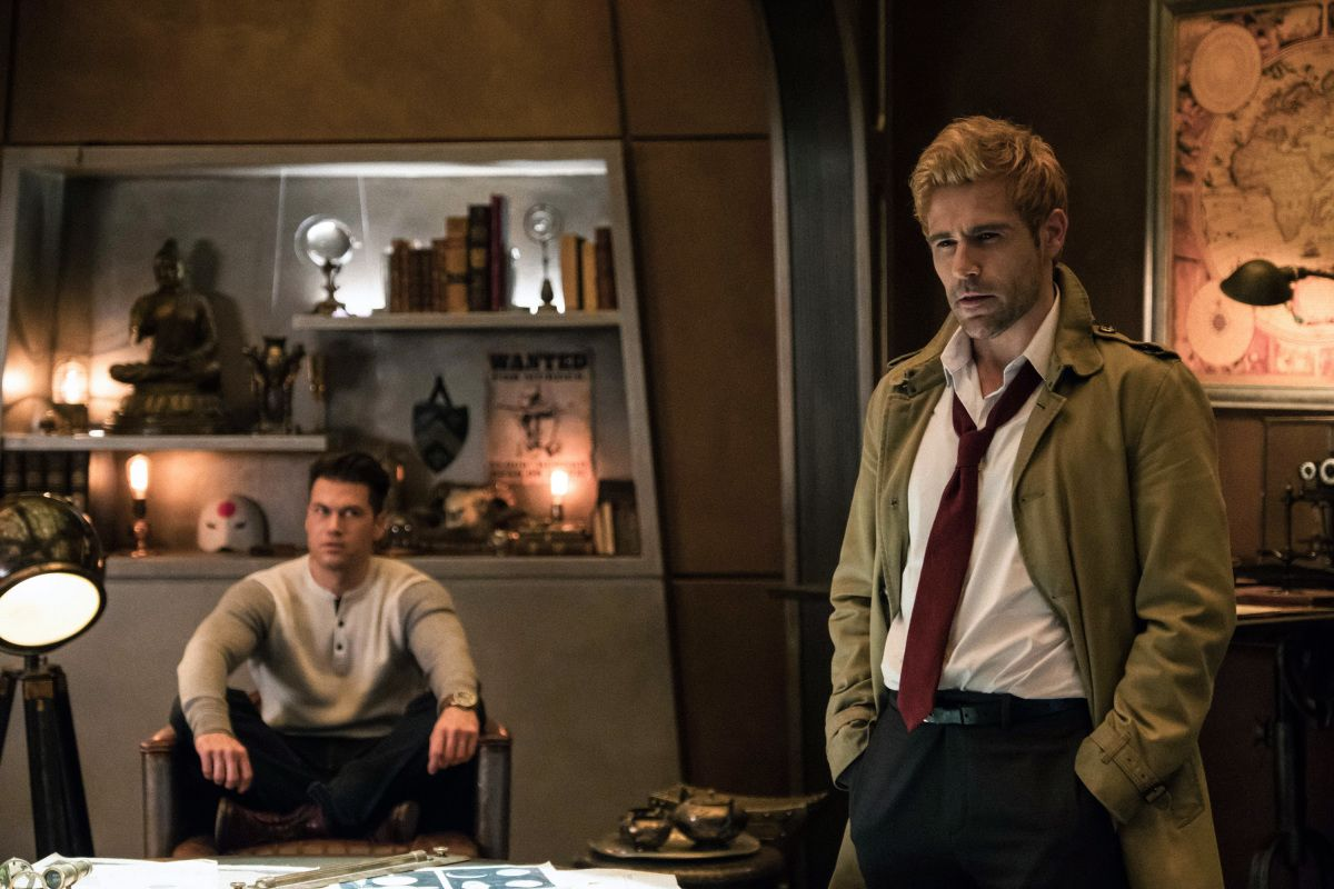 Legends Of Tomorrow Ep On Constantine, Wally West Arrivals  Collider-1053