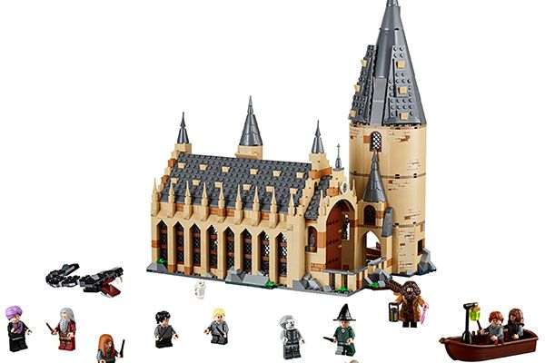 lego hogwarts great hall social - LEGO to Release New 'Harry Potter' Sets; Reveals Hogwarts Great Hall