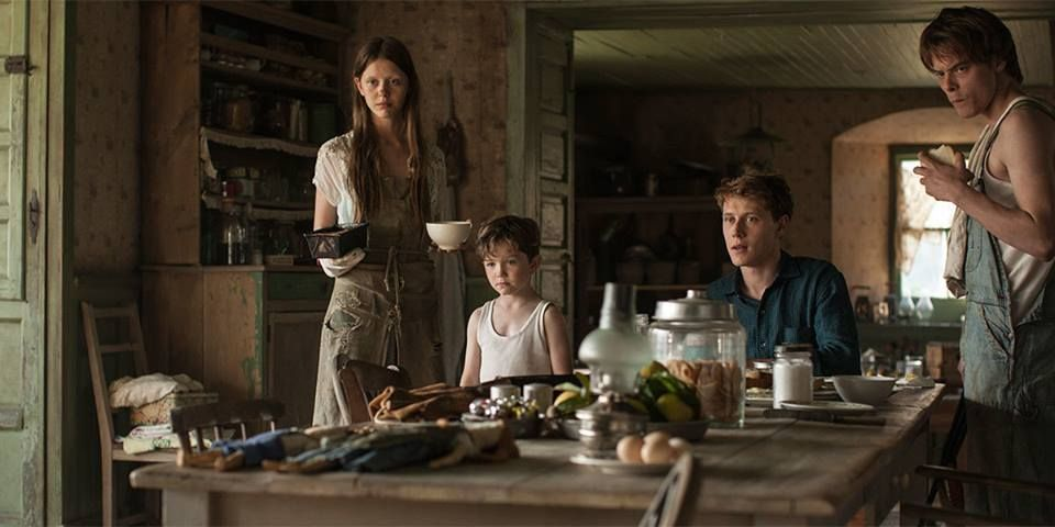 marrowbone image - 'Marrowbone': First Trailer Gets to the Heart of Sergio G. Sánchez's Horror Movie