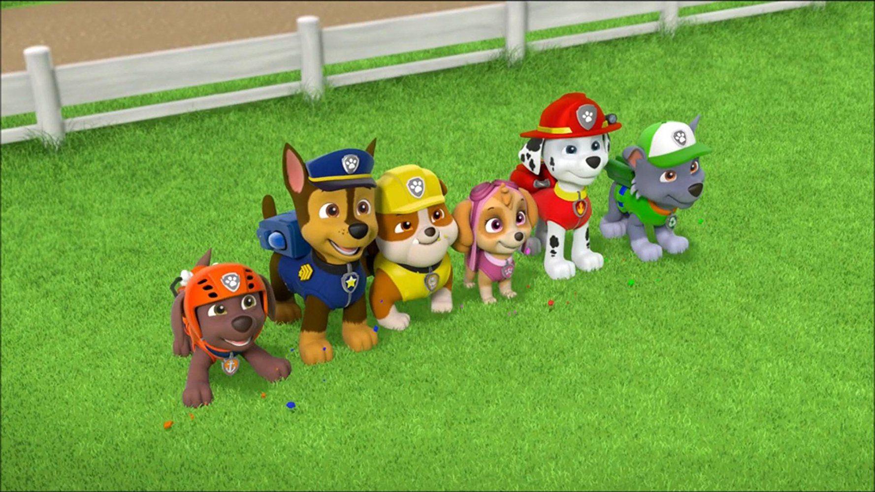 PAW Patrol Arrives on Nickelodeon's NOGGIN Service | Collider