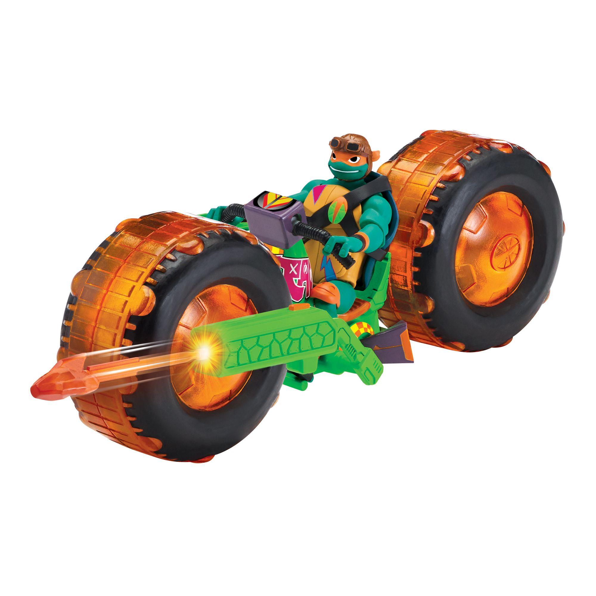 Toys Ninja Turtlw : Rise of the teenage mutant ninja turtles toys revealed