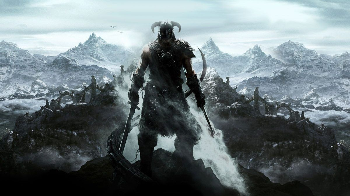 skyrim elder scrolls v - 9 Video Games That Should Be Made into TELEVISION Series