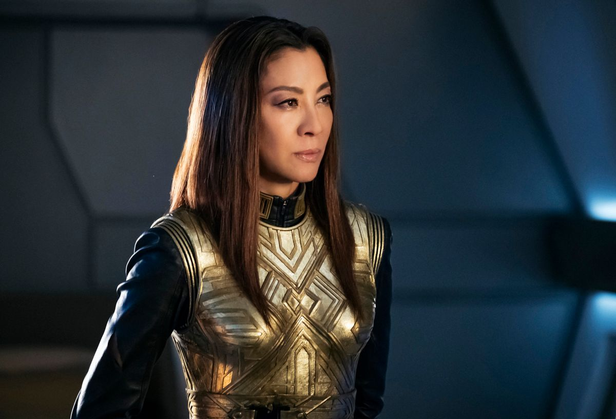 'Star Trek: Discovery' Spinoff Starring Michelle Yeoh Confirmed for CBS All Access