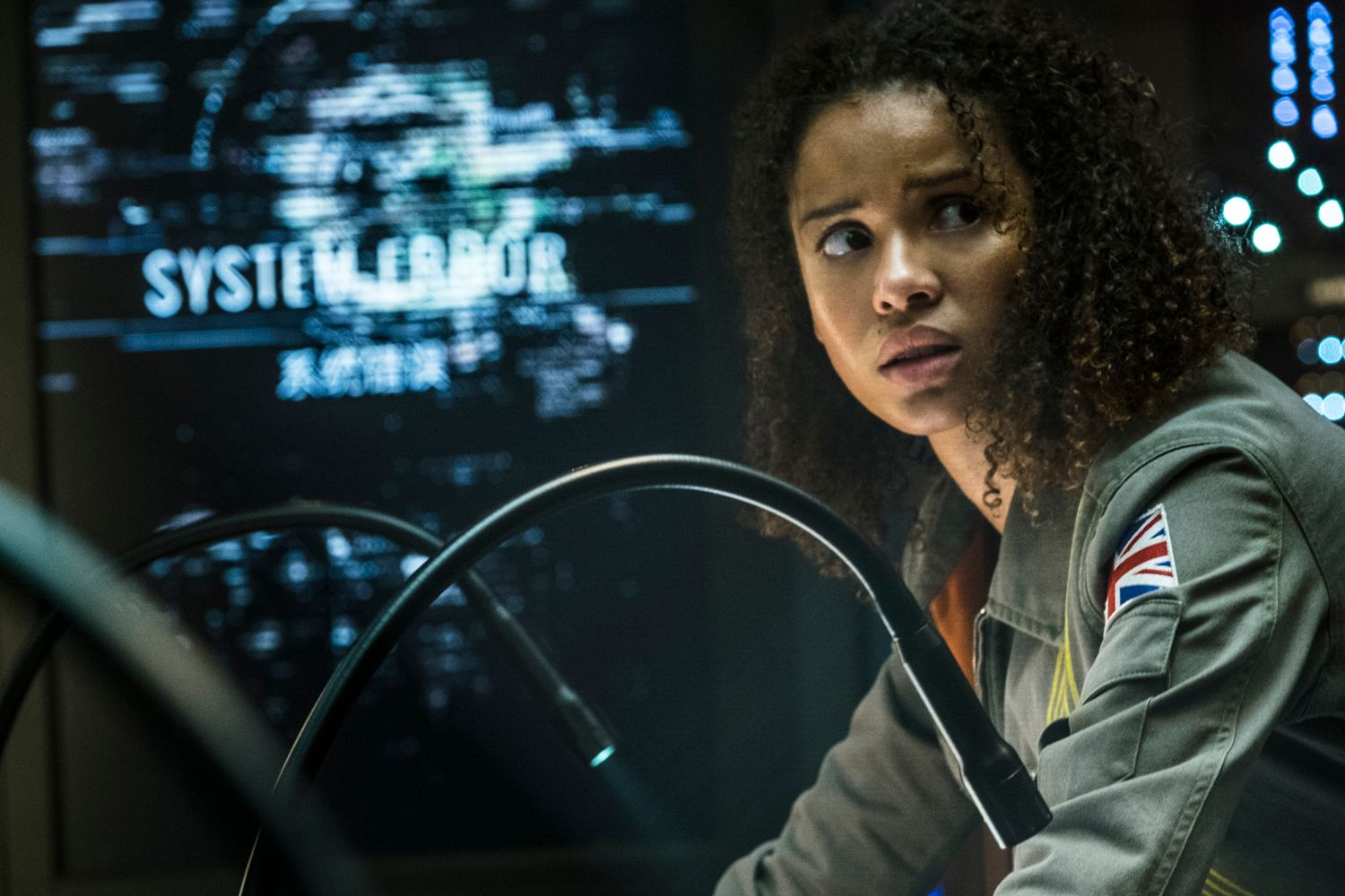 the cloverfield paradox gugu mbatha raw1 - 'The Cloverfield Paradox': New Trailer Teases the Surprise Netflix Movie's Twists and Turns
