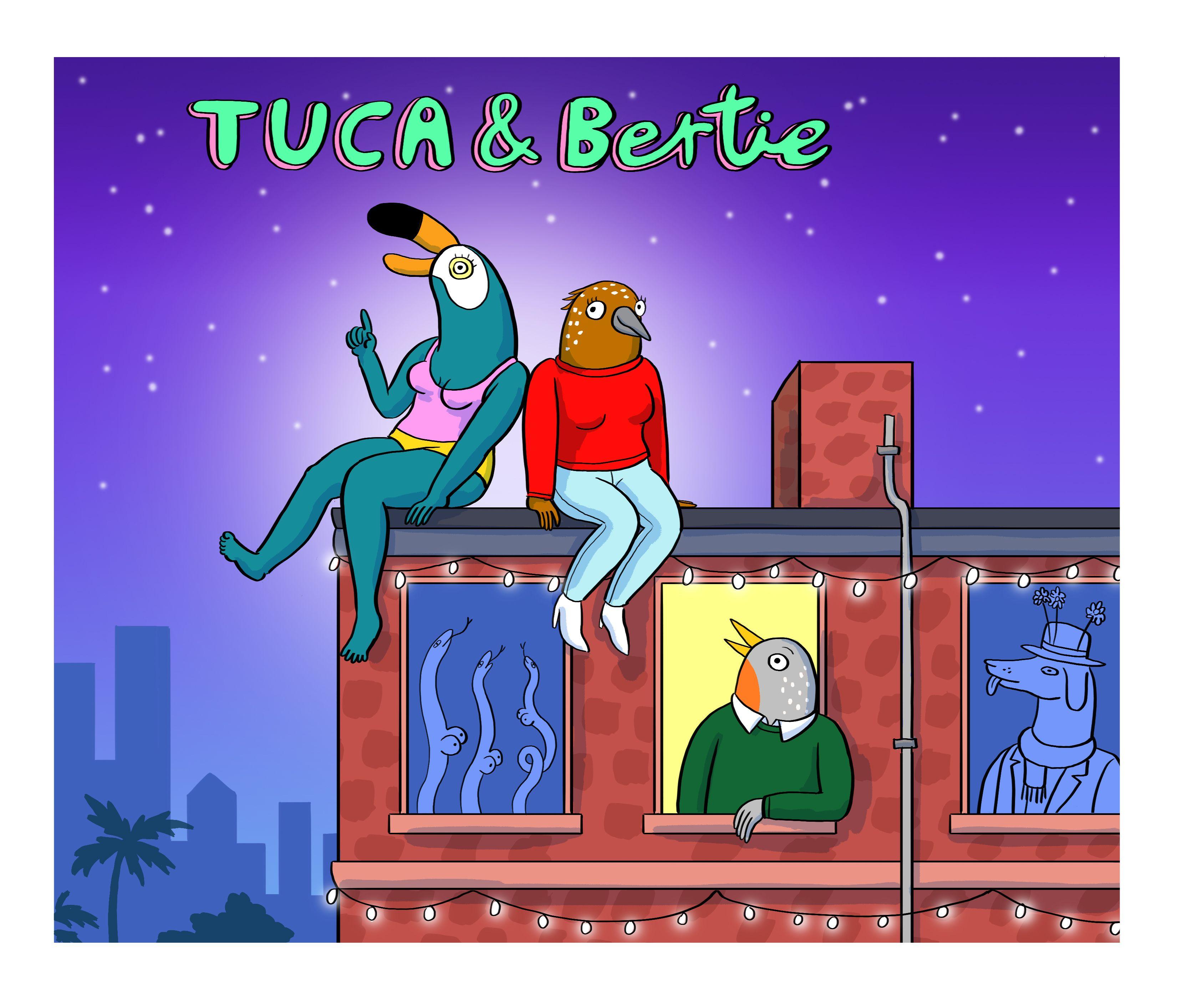 Netflix Orders 'Tuca & Bertie' from 'BoJack' Crew, Tiffany Haddish Stars