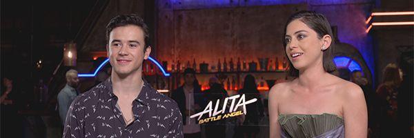 alita-battle-angel-rosa-salazar-keean-johnson-interview-slice