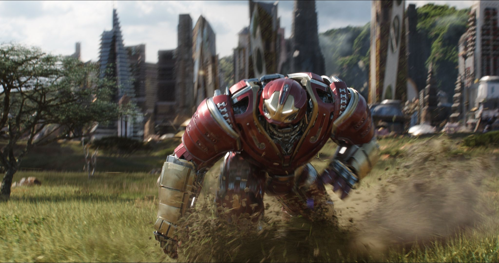 Avengers: Infinity War: 15 High-Res Images Tease the Battle