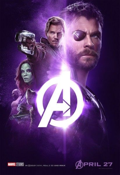 Avengers: Infinity War Posters Unite the MCU Heroes | Collider