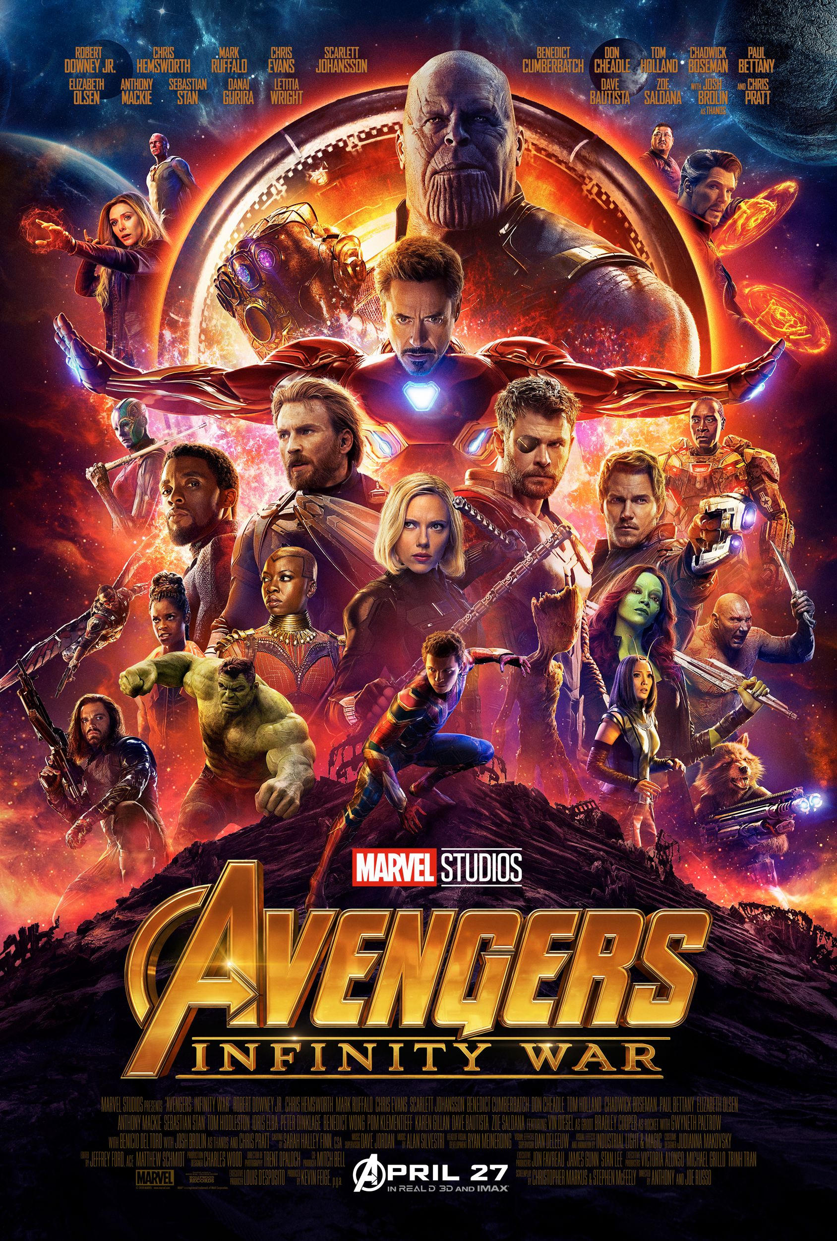 New Avengers Endgame Poster Reveals The New Team Collider