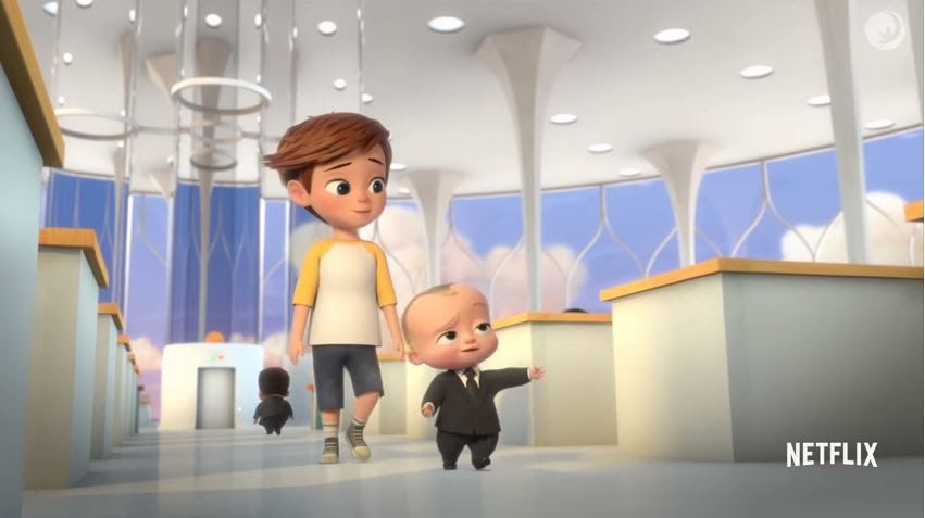 Boss Baby Animated Series Trailer Reveals the Netflix ...