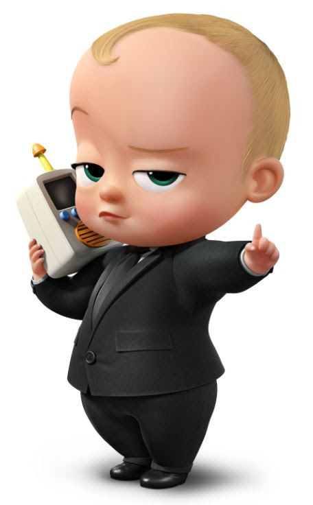 Boss baby animated series trailer reveals the netflix - Baby animation wallpaper ...