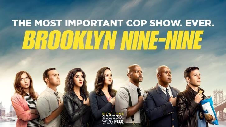 Brooklyn 99 Season 5 Stream