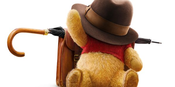 christoper robin poster social - First 'Christopher Robin' Poster Teases Disney's Subsequent Dwell-Motion Redo