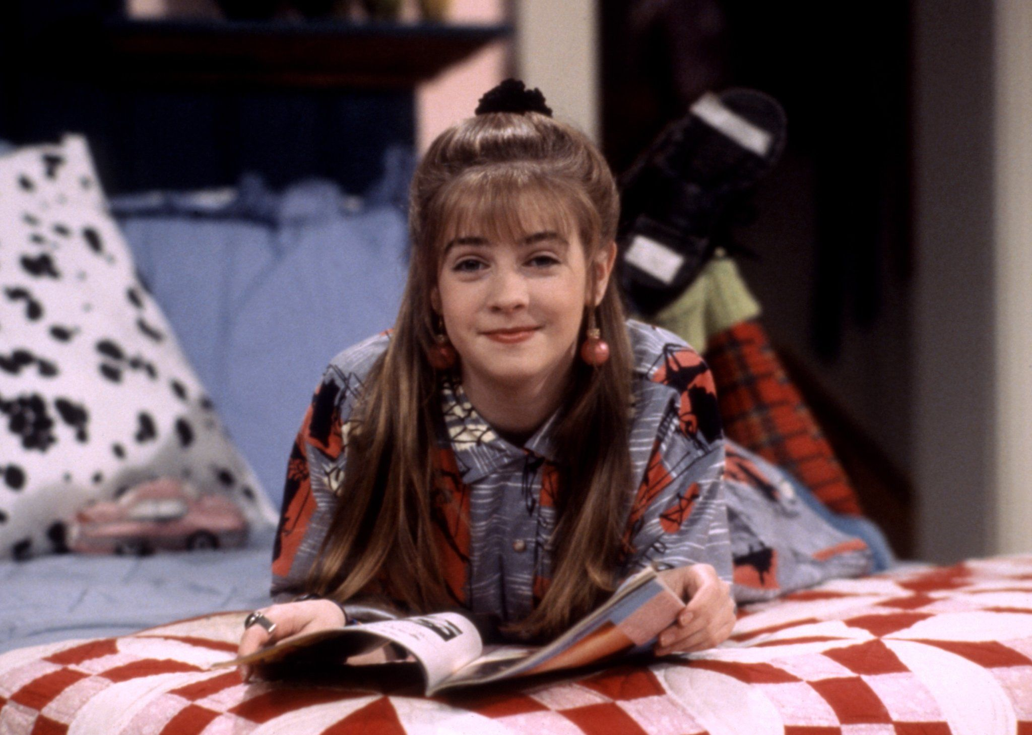 Clarissa Explains It All Reboot Starring Melissa Joan Hart In The Works