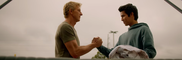 Cobra Kai Character Trailers Introduce New Karate Kid Series