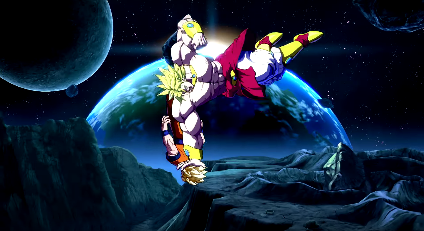 dragon ball fighterz broly - Broly Joins the Fight in the most recent 'Dragon Ball FighterZ' Trailer