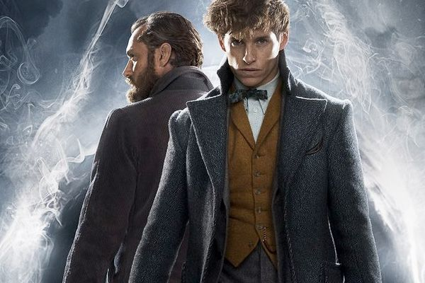 fantastic beasts crimes of grindelwald poster social - 'Fantastic Beasts: The Crimes of Grindelwald' Poster Teases the Deathly Hallows