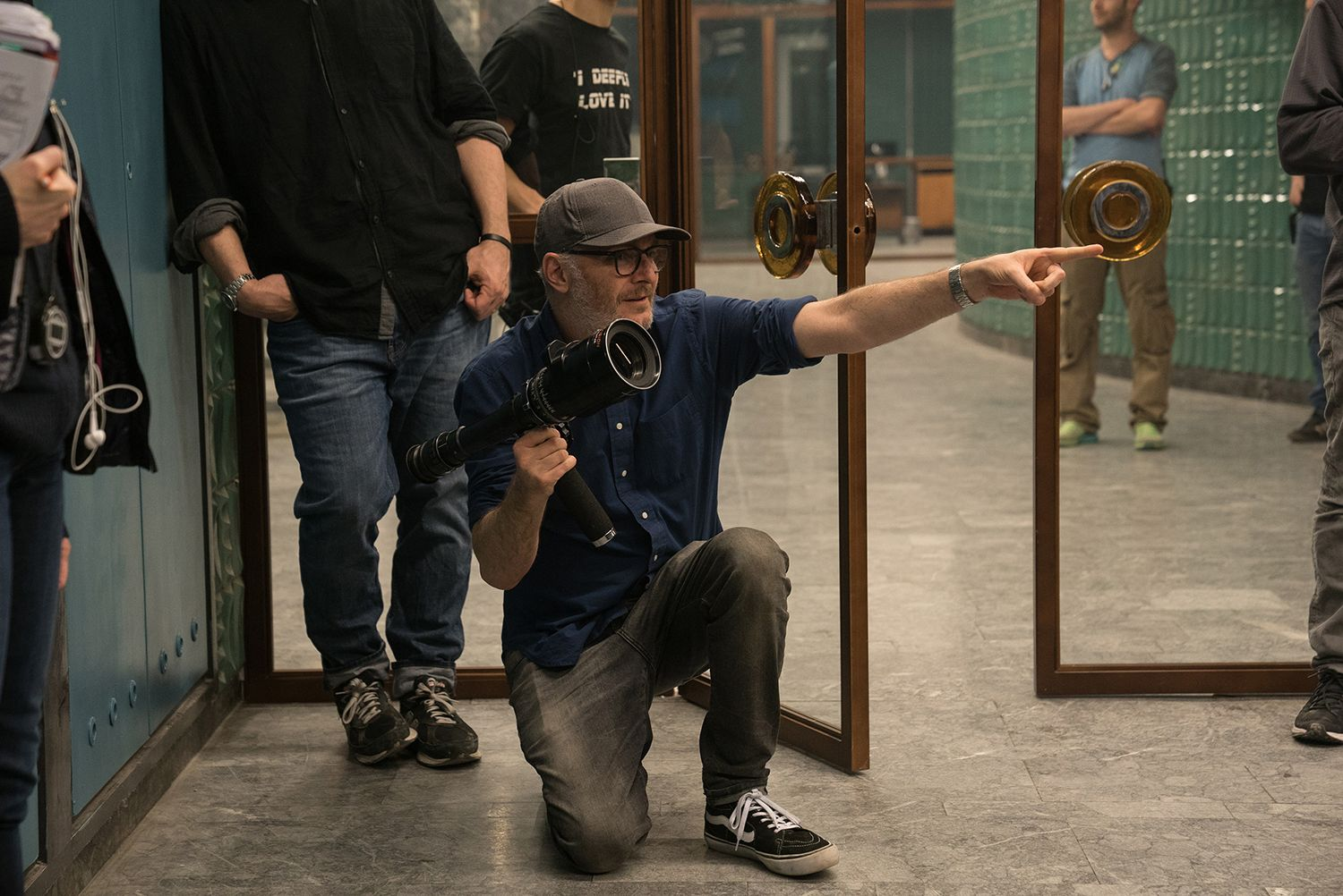 francis lawrence interview red sparrow social - Director Francis Lawrence Goes Deep in 50- Minute 'Red Sparrow' Q&A