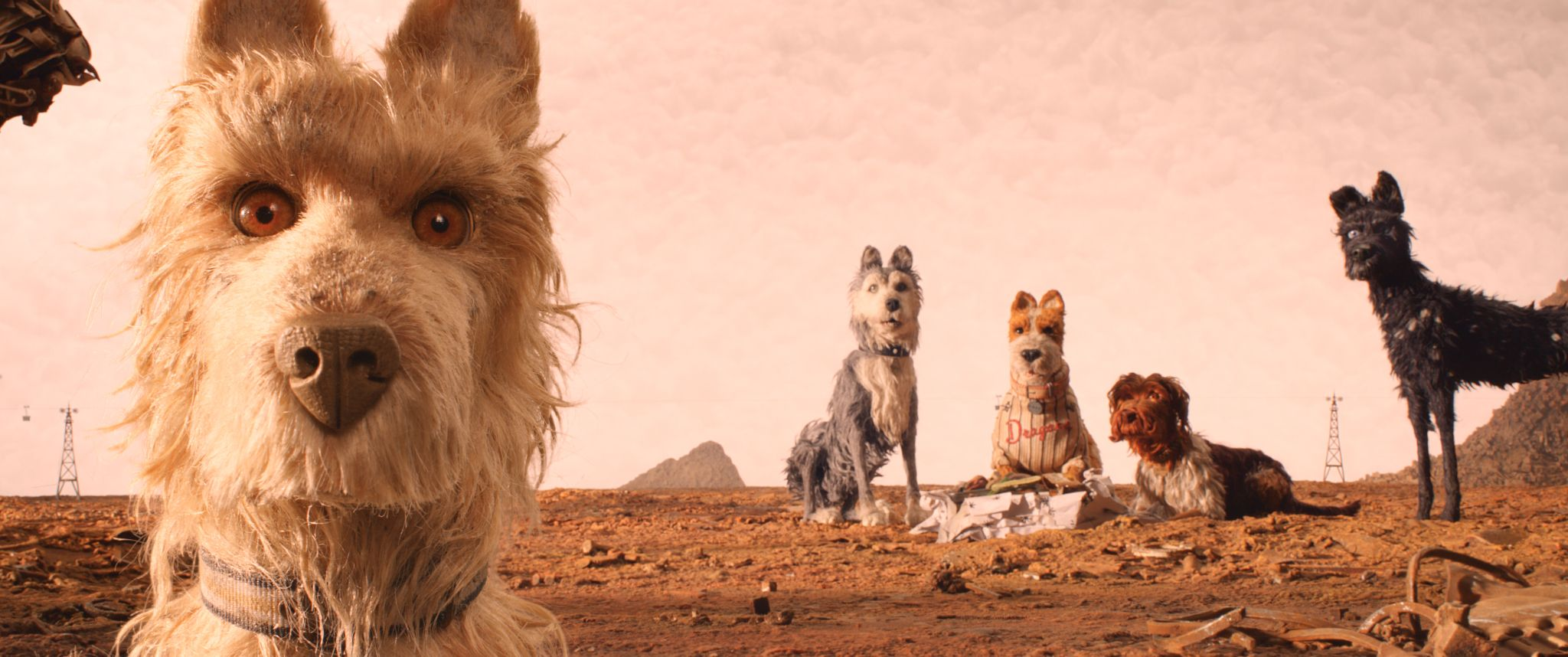 Isle of Dogs Blu-ray Review: A Love Letter to Dogs and Stop-Motion
